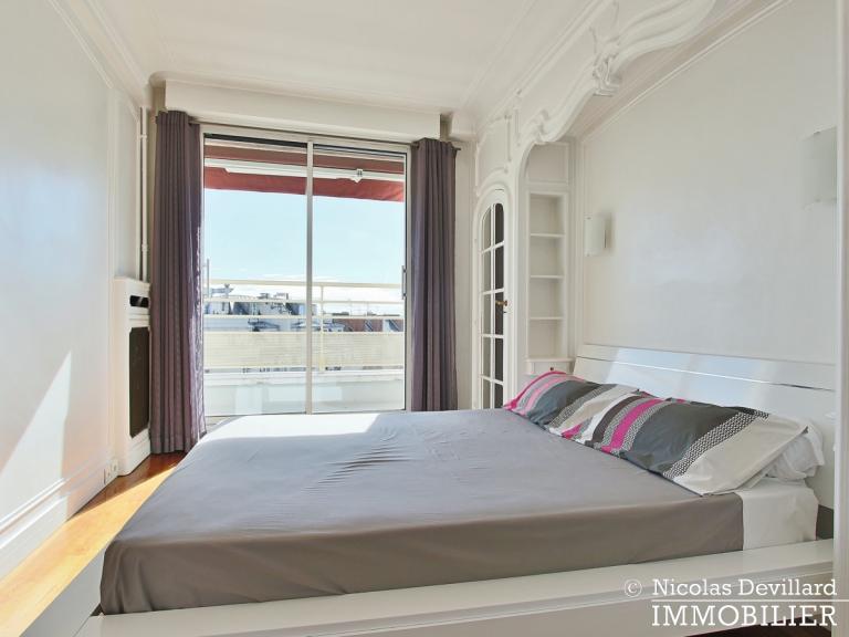 PassyTrocadéro – Etage élevé, soleil, vue et terrasses – 75116 Paris (27)