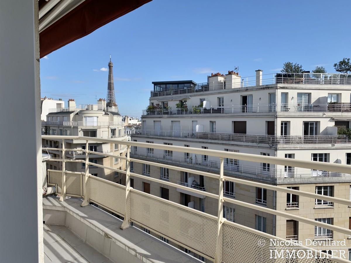 PassyTrocadéro – Etage élevé, soleil, vue et terrasses – 75116 Paris (3)