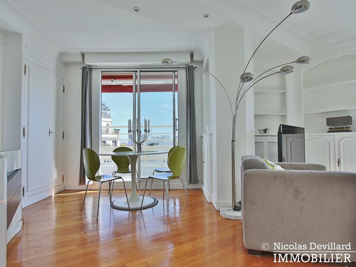 PassyTrocadéro – Etage élevé, soleil, vue et terrasses – 75116 Paris (6)