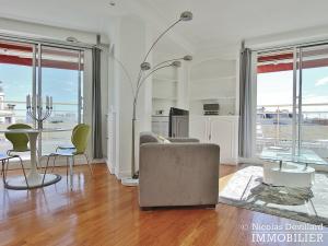 PassyTrocadéro – Etage élevé, soleil, vue et terrasses – 75116 Paris (7)