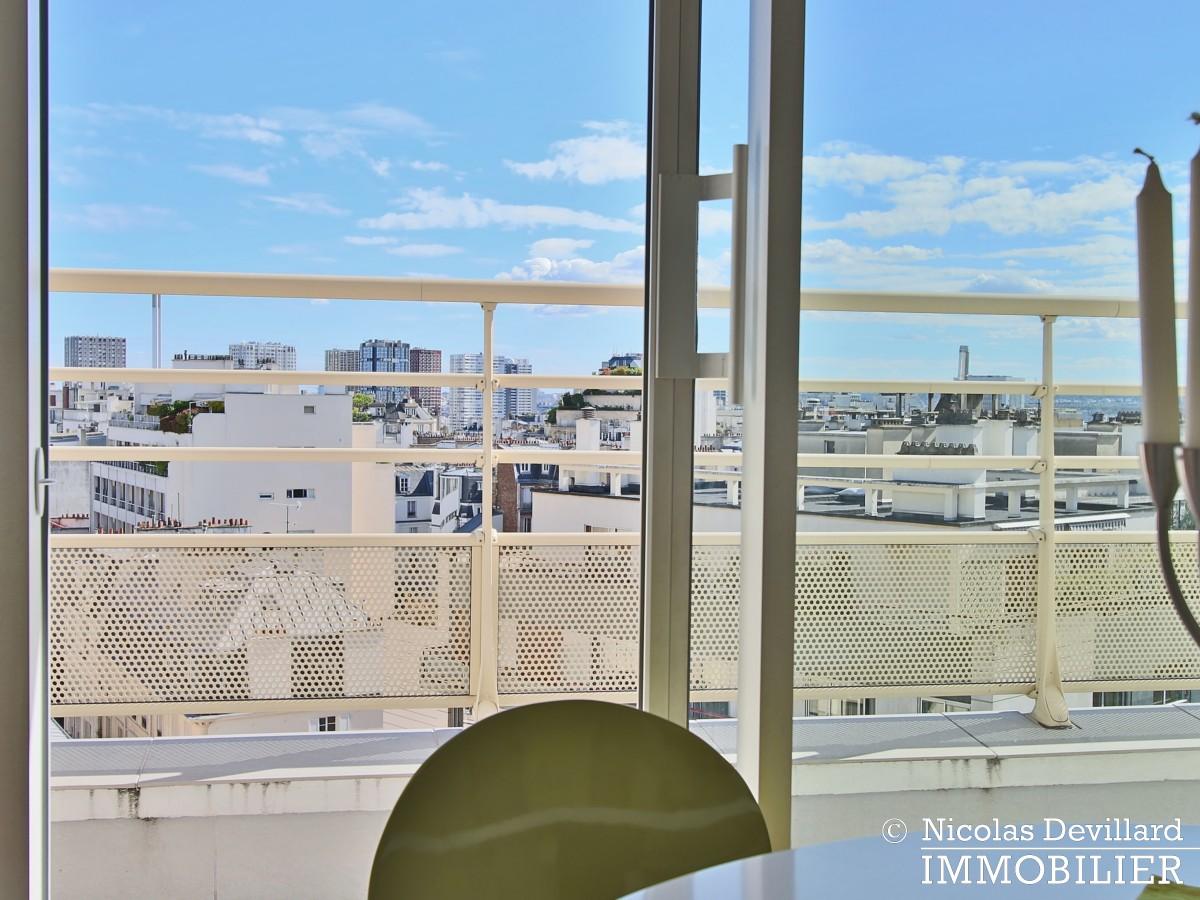 PassyTrocadéro – Etage élevé, soleil, vue et terrasses – 75116 Paris (9)