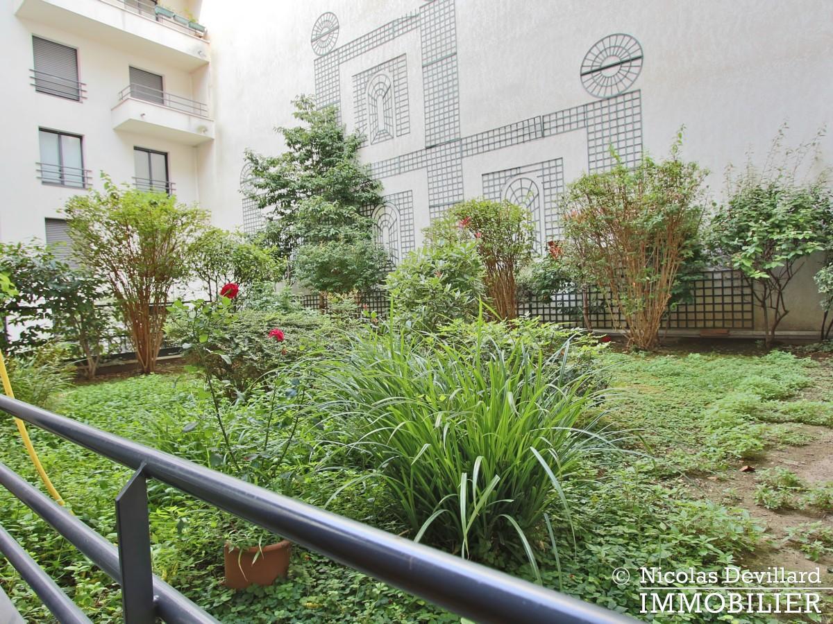 RomeBatignolles– Rénové, calme, sur jardin et parking – 75017 Paris (1)