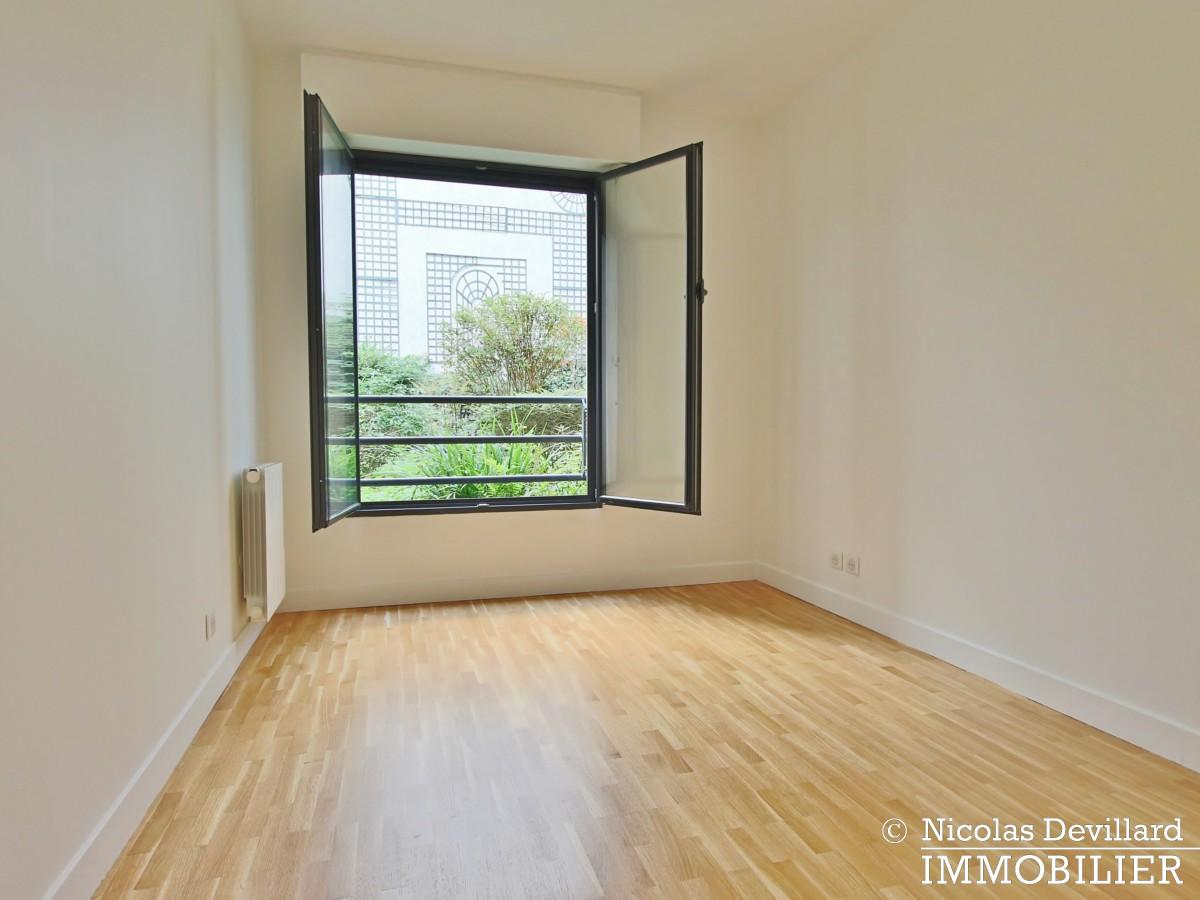 RomeBatignolles– Rénové, calme, sur jardin et parking – 75017 Paris (14)