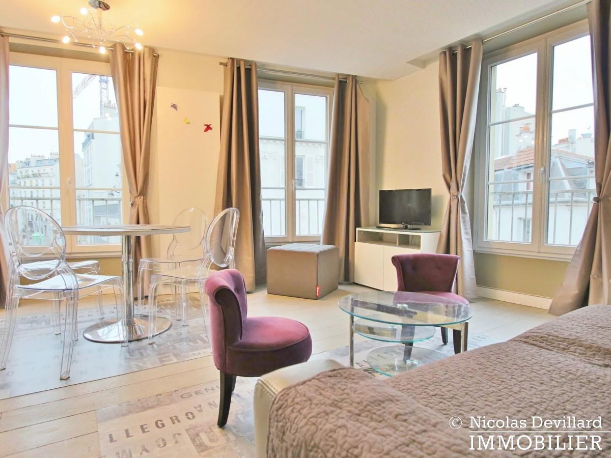 RoquetteBastille – Vue dégagée, lumineux et cosy 75011 Paris (3)