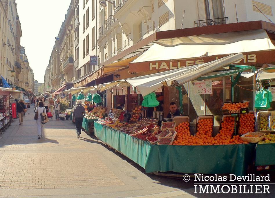 Square des BatignollesPlaine Monceau – Classique familial rénové – 75017 Paris (29)