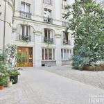 Square des BatignollesPlaine Monceau – Classique parisien au calme – 75017 Paris (24)