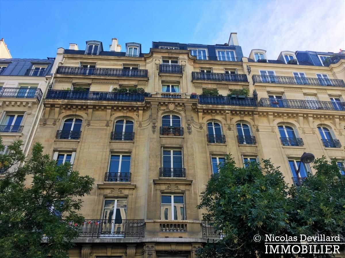 Square des BatignollesPlaine Monceau – Classique parisien au calme – 75017 Paris (26)