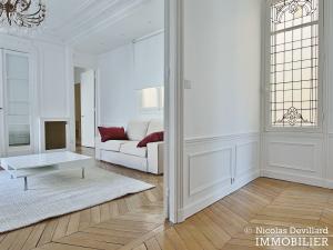 Square des BatignollesPlaine Monceau – Classique parisien au calme – 75017 Paris (3)
