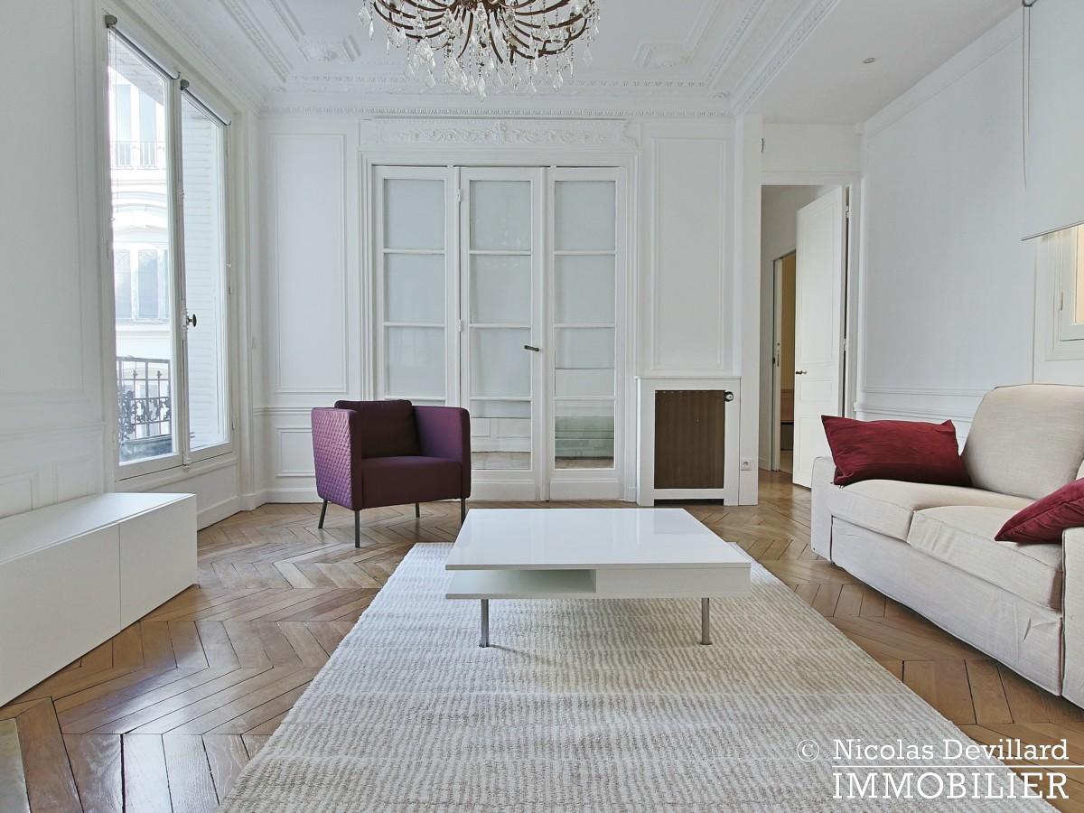 Square des BatignollesPlaine Monceau – Classique parisien au calme – 75017 Paris (4)