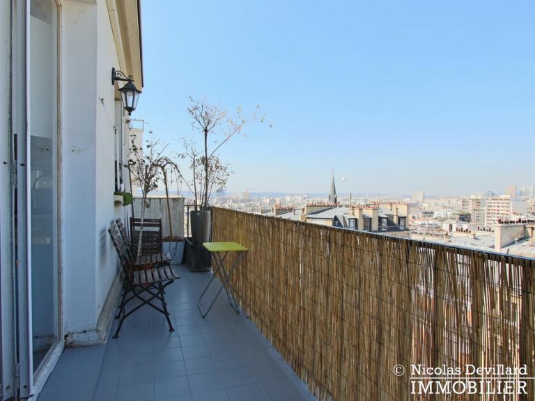 VaugirardMairie du XVème – Terrasse avec superbe vue Tour Eiffel – 75015 Paris (10)
