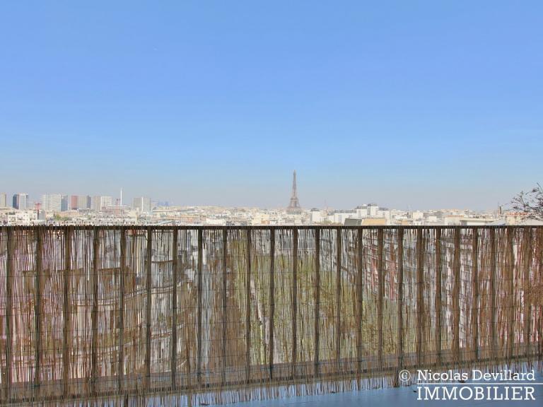 VaugirardMairie du XVème – Terrasse avec superbe vue Tour Eiffel – 75015 Paris (7)