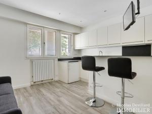 Victor Hugo – Penthouse terrasses dernier étage dans voie privée – 75116 Paris (15)