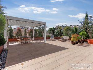 Victor Hugo – Penthouse terrasses dernier étage dans voie privée – 75116 Paris (4)
