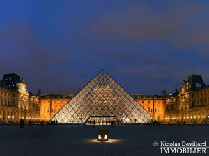 Palais RoyalSaint Honoré – Dernier étage rénové, calme et charme – 75001 Paris (26)