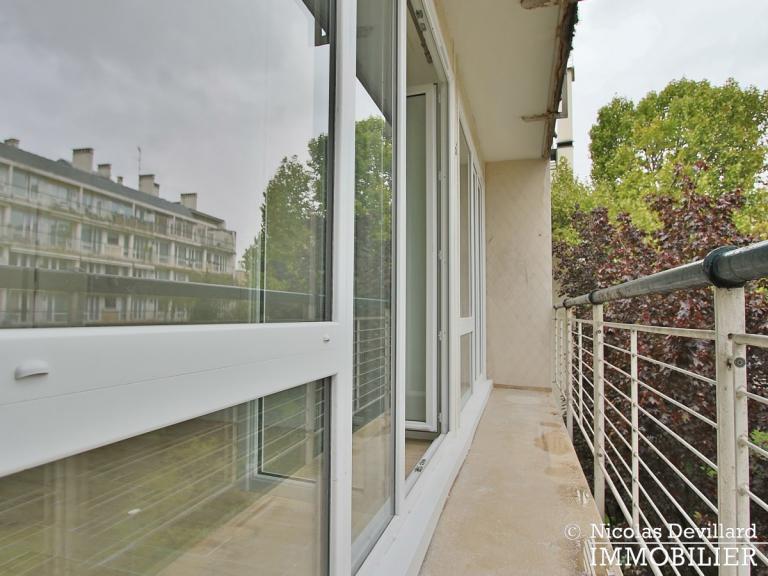 Pont de NeuillyRoule– Calme, lumineux, balcon et rénové – 92200 Neuilly-sur-Seine (19)