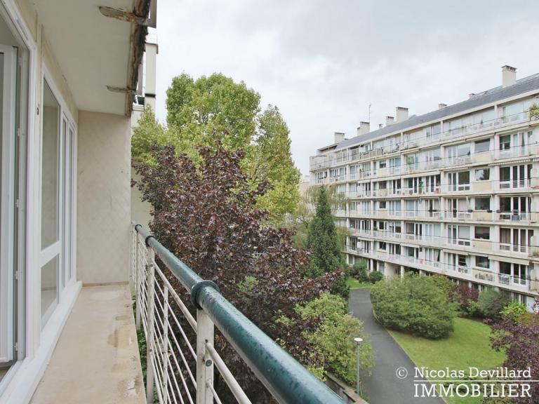 Pont de NeuillyRoule– Calme, lumineux, balcon et rénové – 92200 Neuilly-sur-Seine (20)