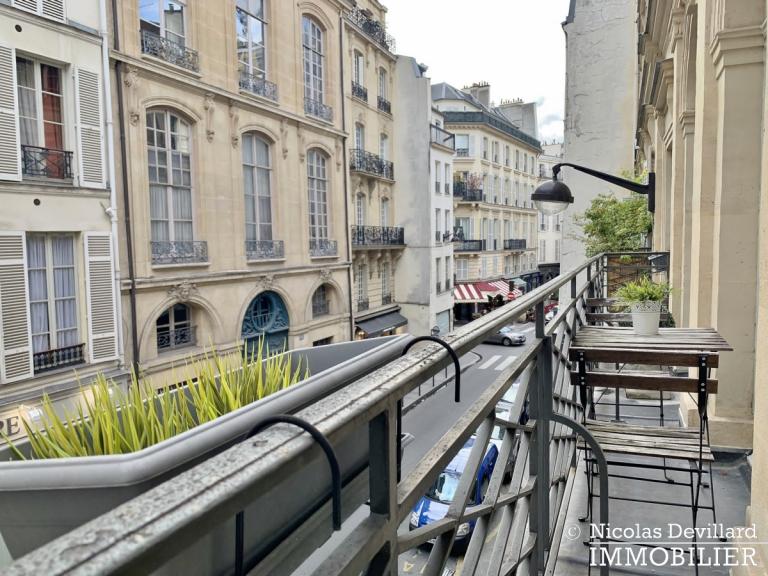 Rue du BacSèvres-Babylone – Caractère, volumes et lumière – 75007 Paris (2)