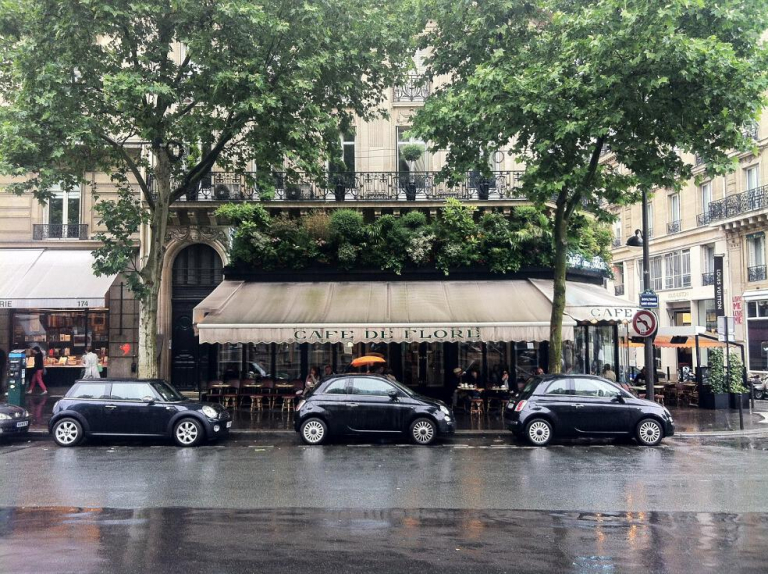 Rue du BacSèvres-Babylone – Caractère, volumes et lumière – 75007 Paris (35)