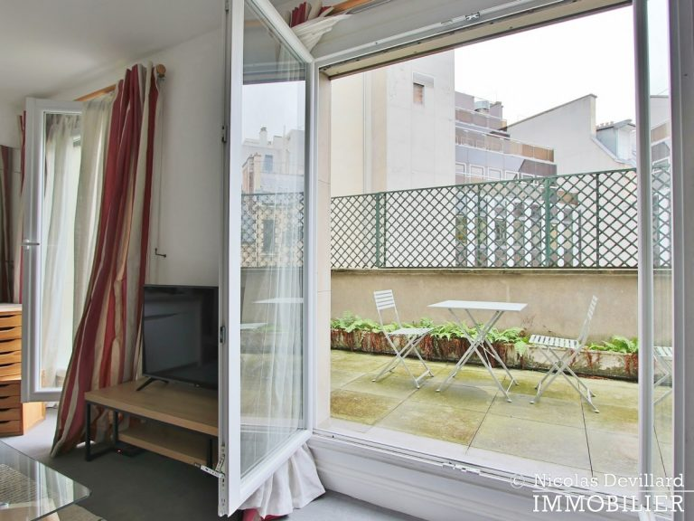 Triangle d'orGeorge V – Pied-à-terre au calme avec terrasse – 75008 Paris (20)