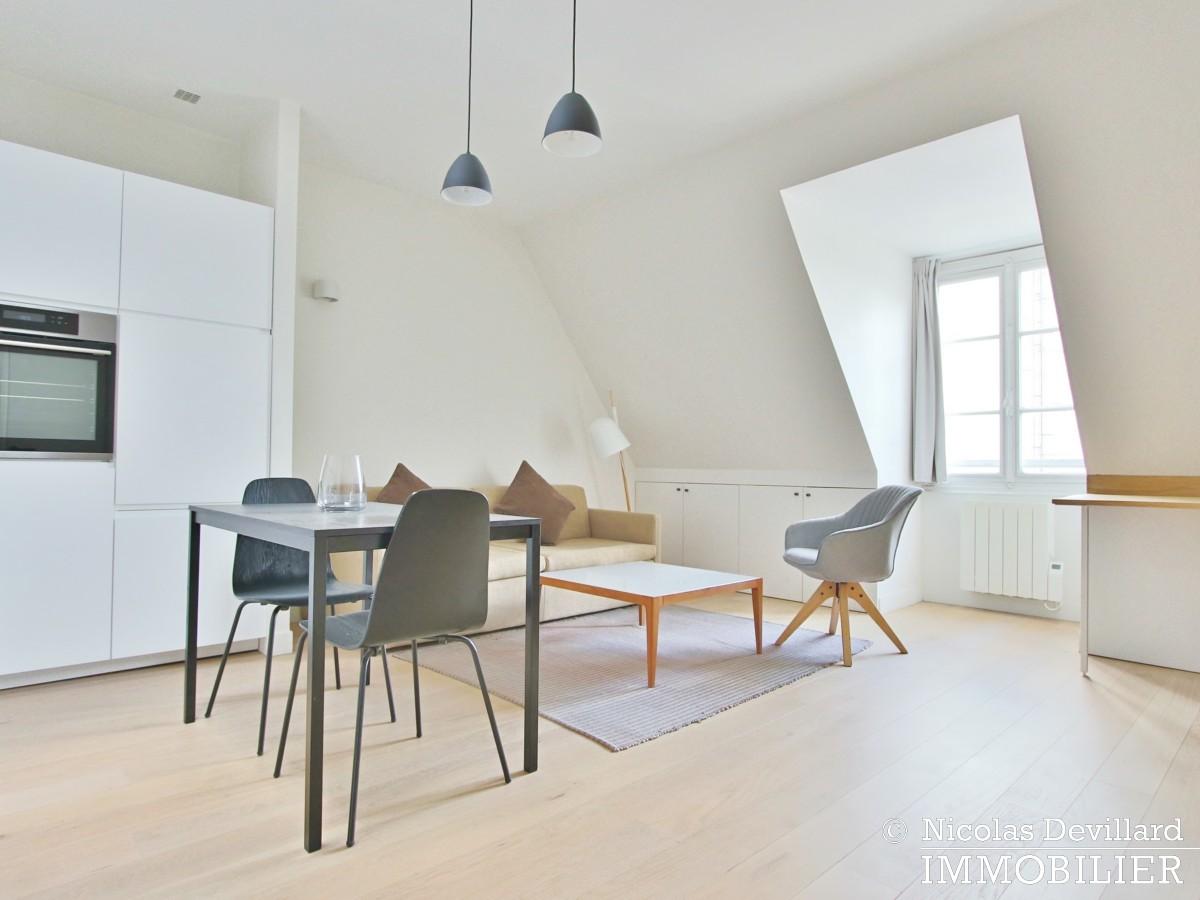 Village de Passy – Dernier étage rénové et charmant – 75016 Paris (1)