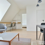 Village de Passy – Dernier étage rénové et charmant – 75016 Paris (10)