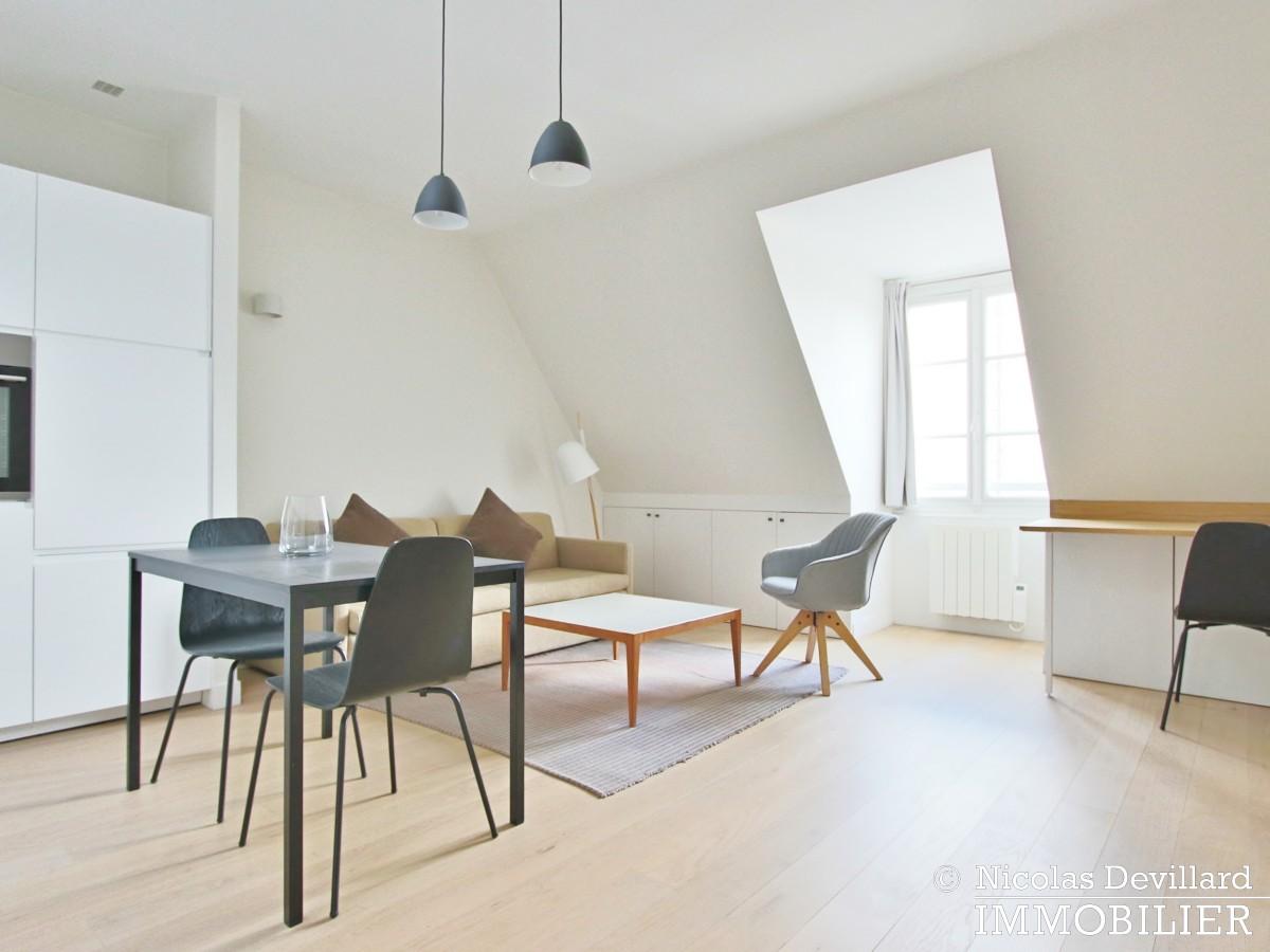 Village de Passy – Dernier étage rénové et charmant – 75016 Paris (14)