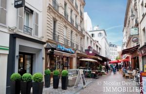 Village de Passy – Dernier étage rénové et charmant – 75016 Paris (16)