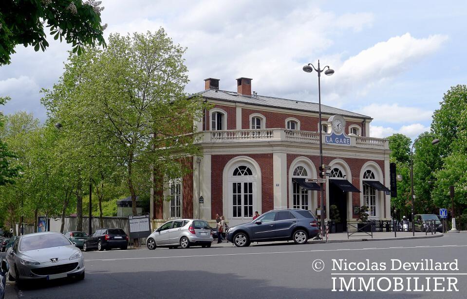 Village de Passy – Dernier étage rénové et charmant – 75016 Paris (18)