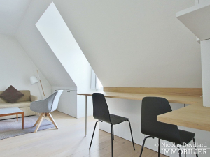 Village de Passy – Dernier étage rénové et charmant – 75016 Paris (8)