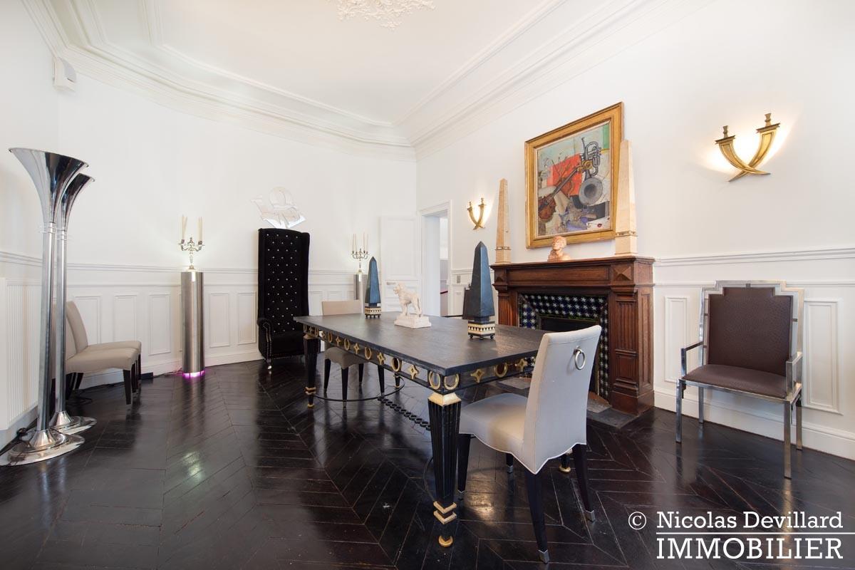 George VMarbeuf – Somptueux appartement de réception avec 2 grandes suites – 75008 Paris (15)