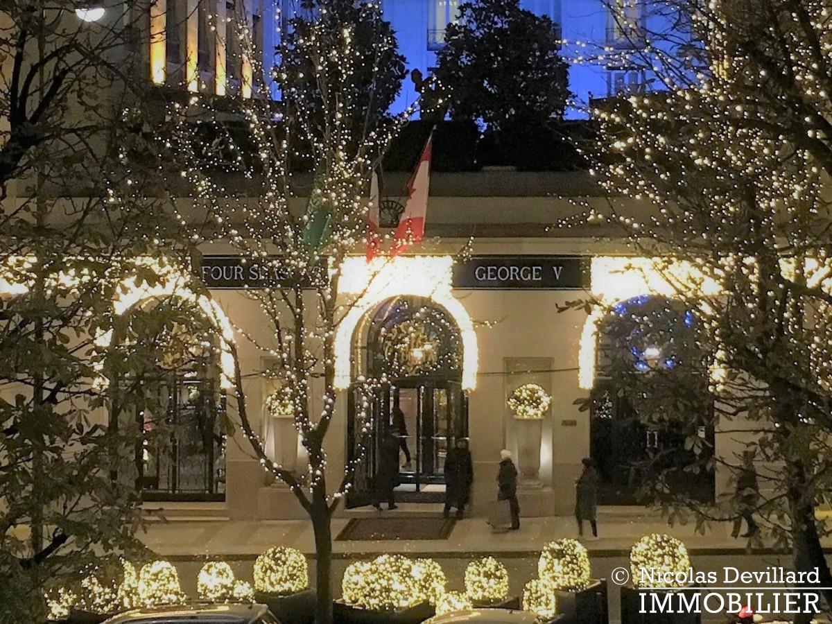 George VMarbeuf – Somptueux appartement de réception avec 2 grandes suites – 75008 Paris (19)