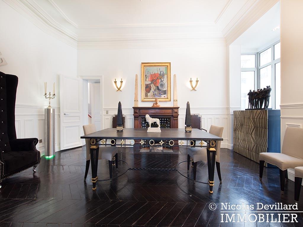 George VMarbeuf – Somptueux appartement de réception avec 2 grandes suites – 75008 Paris (5)