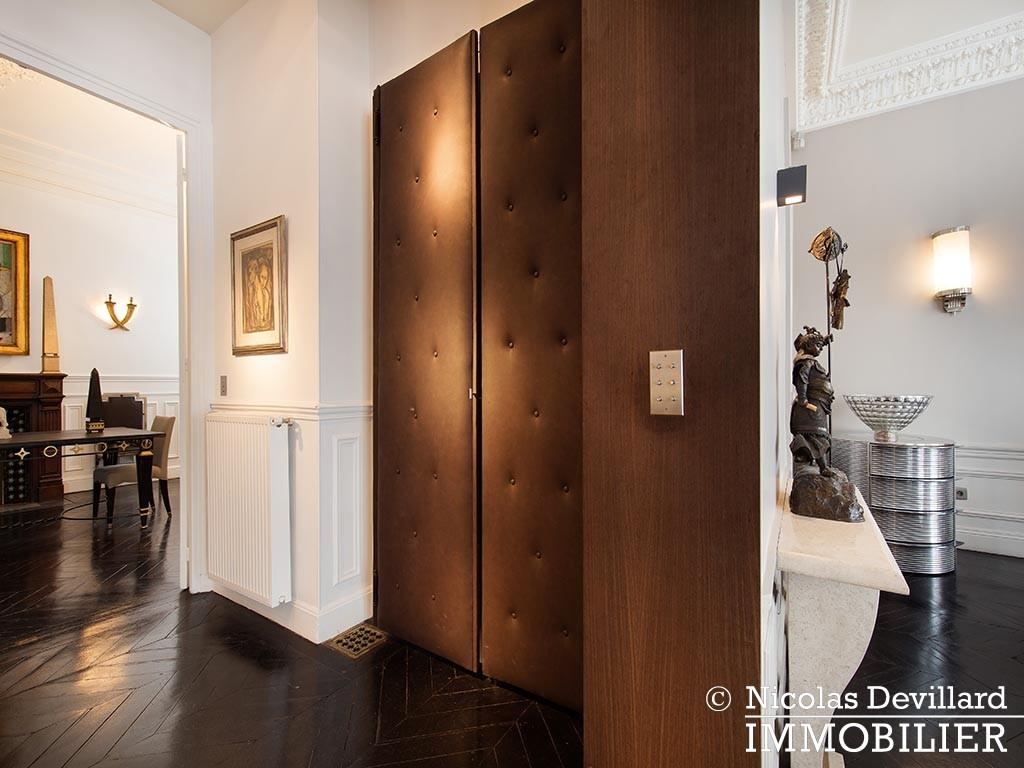 George VMarbeuf – Somptueux appartement de réception avec 2 grandes suites – 75008 Paris (6)