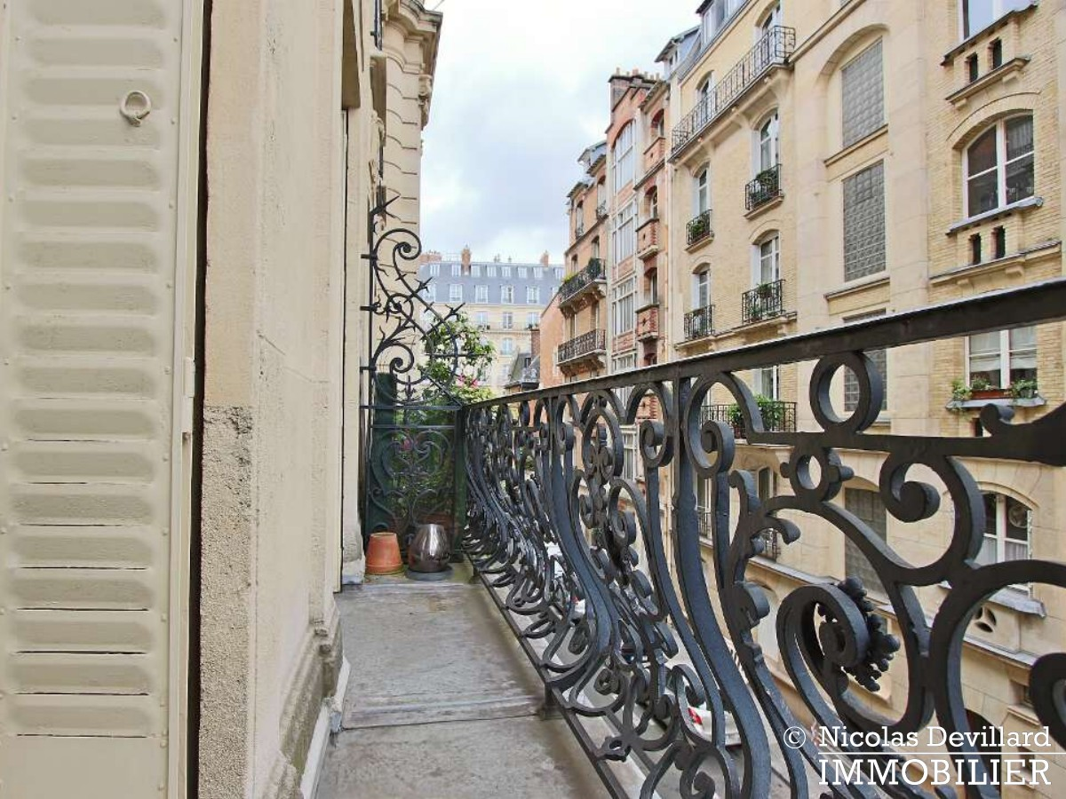 LévisMonceau – Classique rénové calme et ensoleillé – 75017 Paris (14)