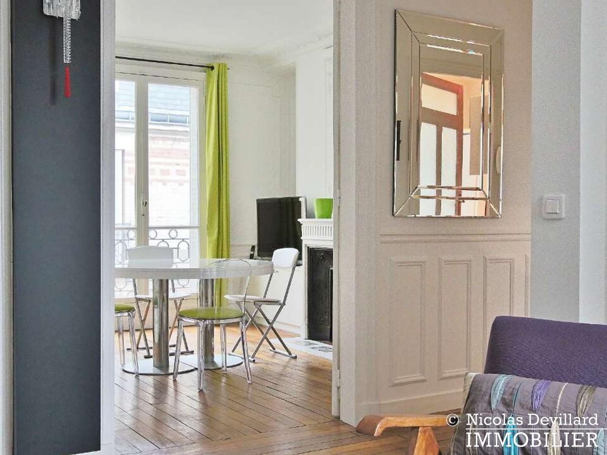 Ranelagh – Haussmannien au dernier étage – 75016 Paris (10)