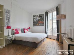 Ranelagh – Haussmannien au dernier étage – 75016 Paris (14)