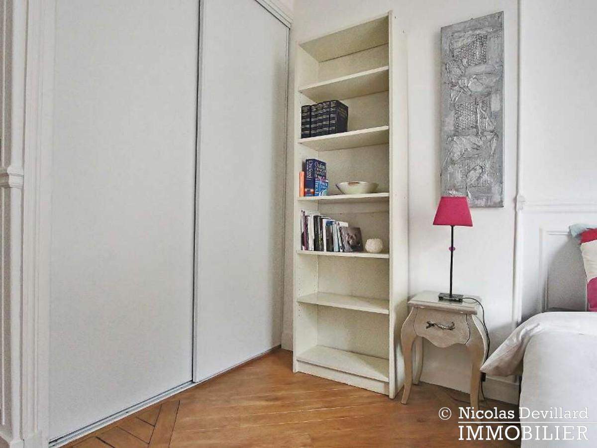 Ranelagh – Haussmannien au dernier étage – 75016 Paris (15)
