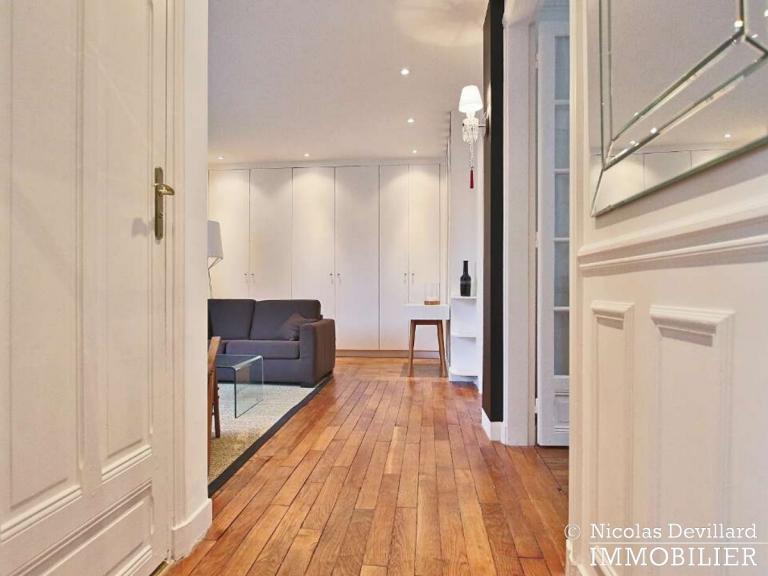 Ranelagh – Haussmannien au dernier étage – 75016 Paris (16)