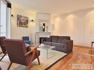 Ranelagh – Haussmannien au dernier étage – 75016 Paris (17)