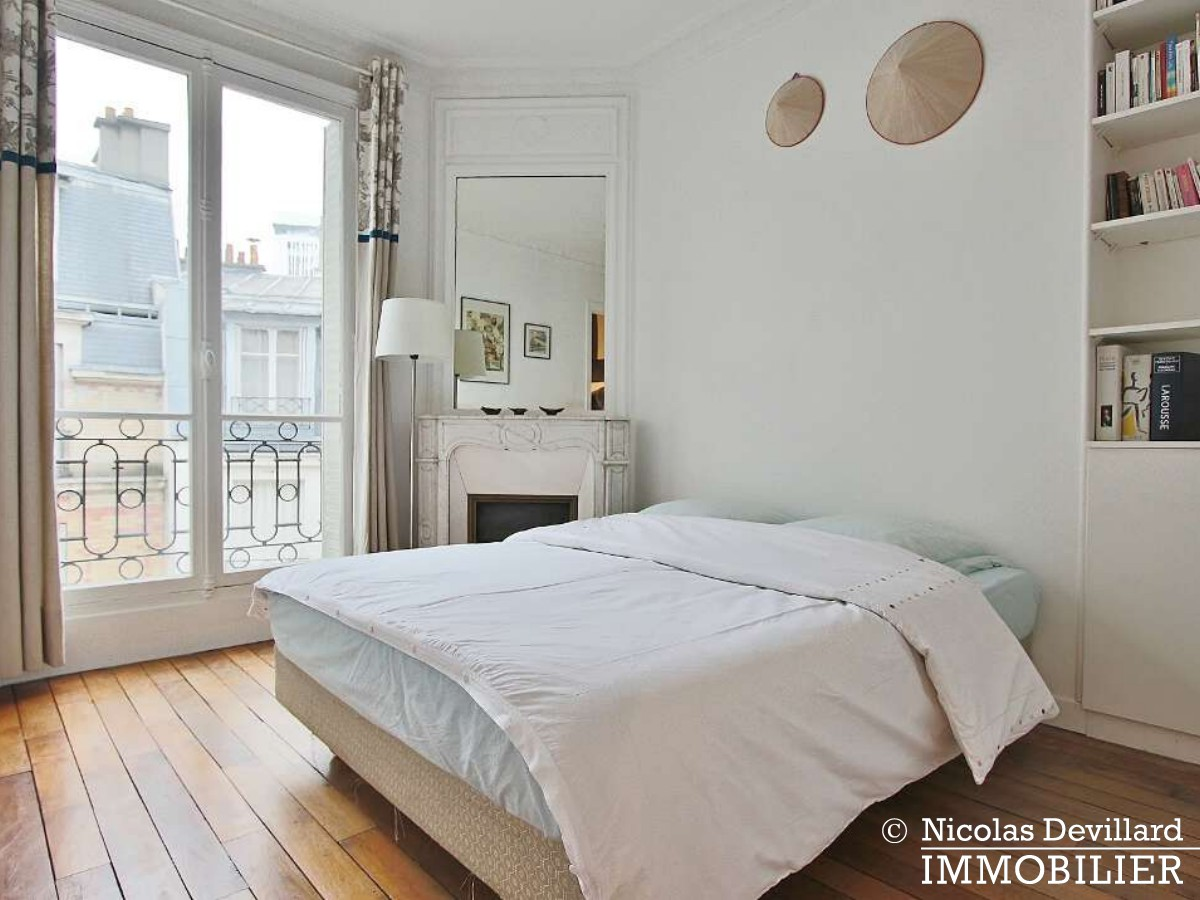 Ranelagh – Haussmannien au dernier étage – 75016 Paris (23)
