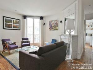 Ranelagh – Haussmannien au dernier étage – 75016 Paris (24)
