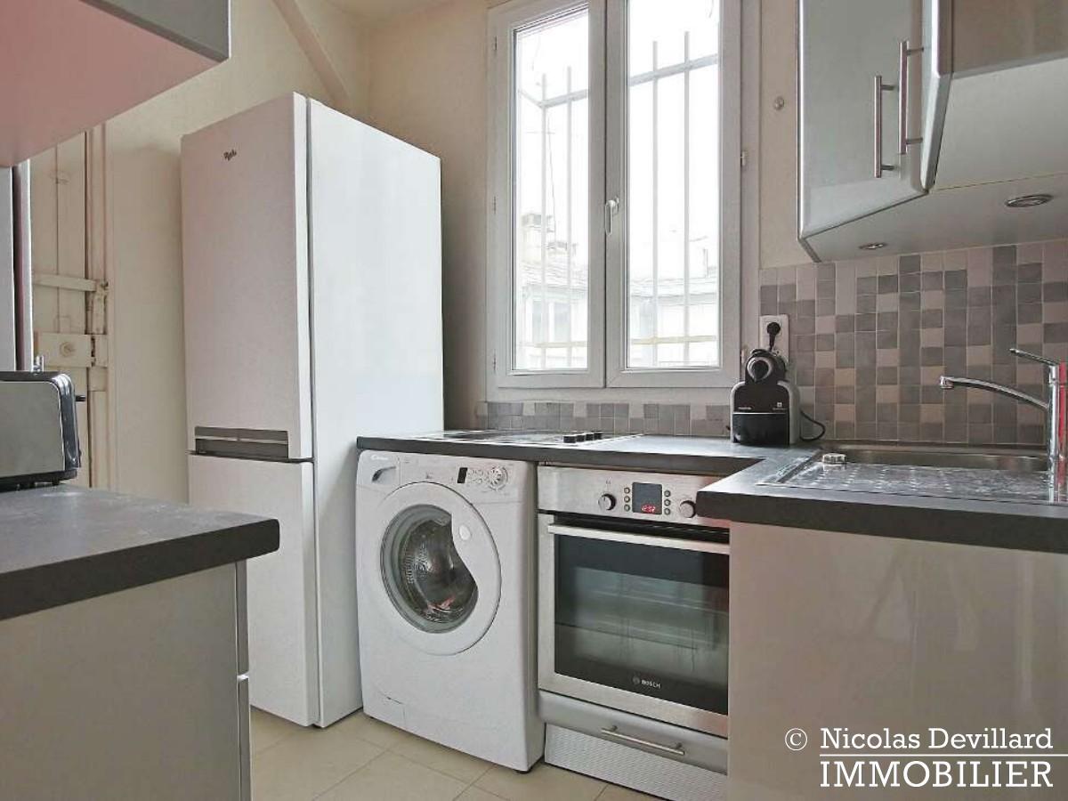Ranelagh – Haussmannien au dernier étage – 75016 Paris (26)