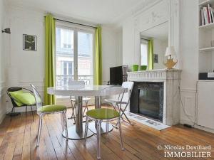 Ranelagh – Haussmannien au dernier étage – 75016 Paris (3)
