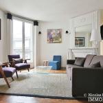 Ranelagh – Haussmannien au dernier étage – 75016 Paris (5)