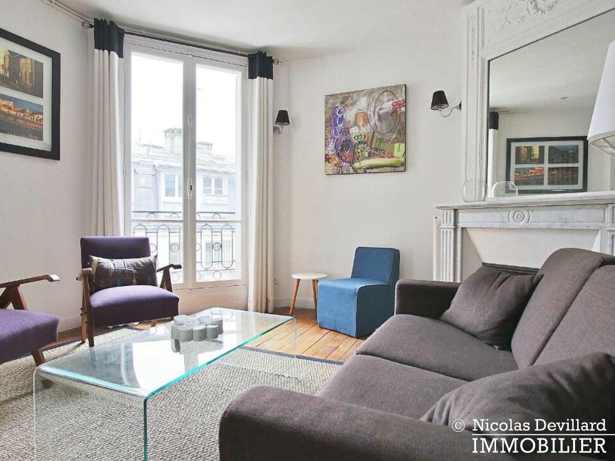 Ranelagh – Haussmannien au dernier étage – 75016 Paris (7)