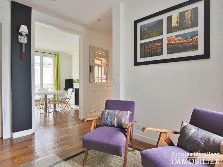 Ranelagh – Haussmannien au dernier étage – 75016 Paris (9)