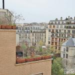 Village d'Auteuil Duplex dernier étage terrasses 75016 Paris (1)