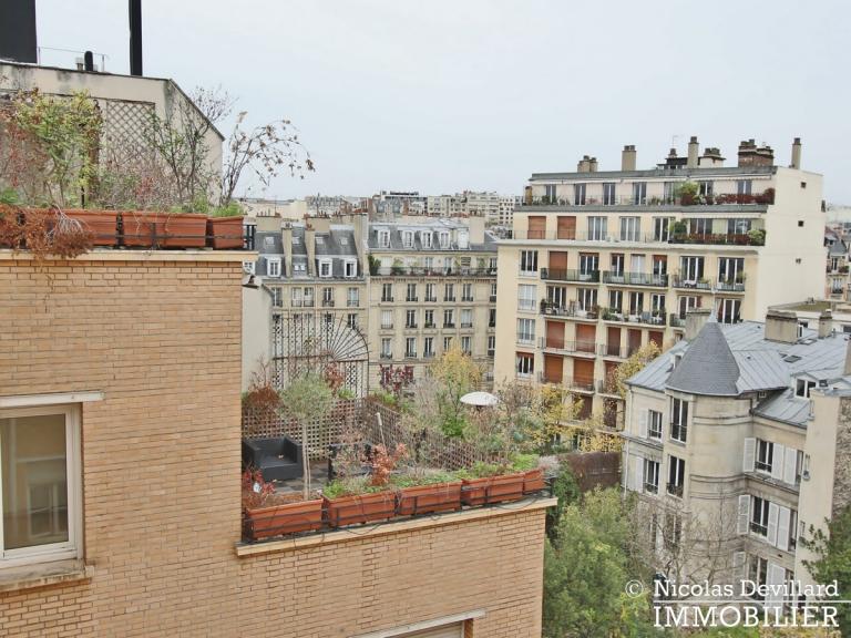 Village d'Auteuil - Duplex dernier étage terrasses - 75016 Paris (1)