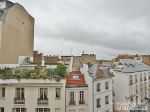 Village d'Auteuil Duplex dernier étage terrasses 75016 Paris (10)