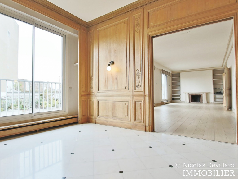 Village d'Auteuil - Duplex dernier étage terrasses - 75016 Paris (13)